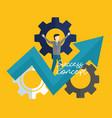 success concept card vector image
