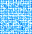 blue ceramic tiles vector image