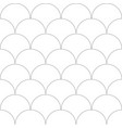weve line tile seamless pattern vector image