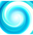 colorful blue swirling background with space vector image