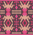geometric pattern 2 vector image vector image