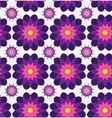 Beautiful seamless floral pattern flower Elegance vector image vector image