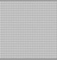 mosaic of beveled tiles basic colorless tileable vector image