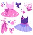 ballet dresses set
