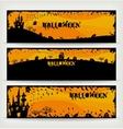 Halloween art vector image vector image