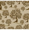 autumn pattern thanksgiving vector image vector image