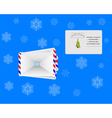 envelopes for letters vector image