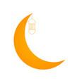 ramadan kareem icon vector image vector image
