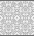 vintage lace fabric texture seamless pattern vector image vector image