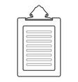 business checklist icon image vector image vector image