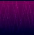 digital pattern with luminous broken vector image