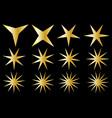 star - set vector image