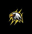 eagle head animal mascot
