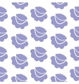 Lilac flowers seamless background vector image vector image
