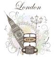 London landmarks vector image