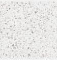 terrazzo flooring texture realistic seamless vector image