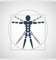 anatomy logo icon design