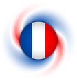 French background vector image