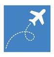 plane color 01 vector image