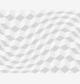 seamless rhombus pattern vector image