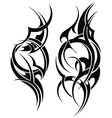 Hand Drawn Tribal Tattoo vector image vector image
