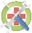 tools set vector image vector image
