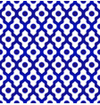 ceramic pattern seamless vector image vector image