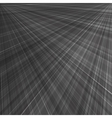 Abstract monochrome background of radial rays vector image vector image