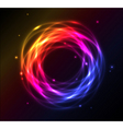 plasma background vector image vector image