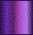 glowing polka dot pattern seamless background vector image vector image