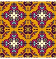 Abstract ethnic seamless pattern ornamental vector image vector image
