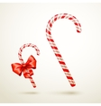 Christmas Candy Cane vector image vector image