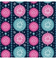 seamless in ethnic style vector image vector image