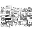 austin film festival text word cloud concept vector image vector image