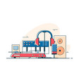 electrical audio devices and equipment vector image
