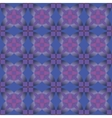 Violet geometric pattern vector image vector image