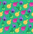 magic potion pattern vector image