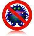 anti virus vector image vector image