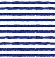 Striped Sailor Suit Seamless Pattern vector image vector image