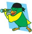 Pirates Bird vector image