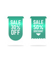 big sales label premium vector image vector image
