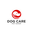 dog care vector image vector image