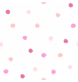 Paint drops seamless pattern vector image vector image