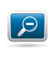 Zoom icon vector image