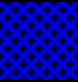 black and blue chessboard abstract geometric vector image