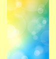 abstract vertical color blured background vector image vector image