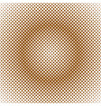 abstractal halftone dot pattern background vector image vector image