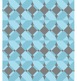 Ornamental geometric seamless pattern vector image