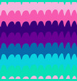 pink and violet wavy lines pattern-03 vector image vector image