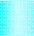 pale blue linked background vector image
